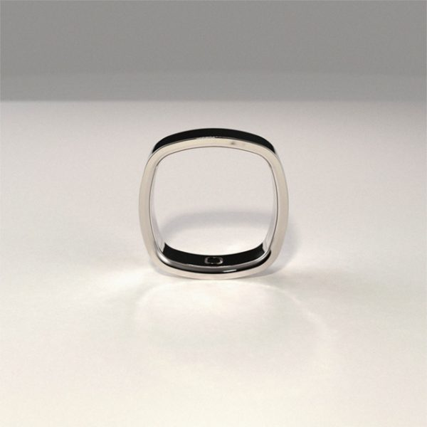 Front view of the Original Simple Ring